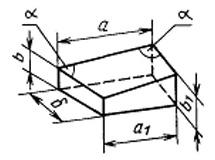 Изделия шамотные для футеровки сталеразливочных ковшей
