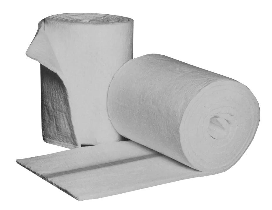 Муллитокремнеземистый рулонный материал